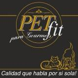 Pet-fit button spanisch